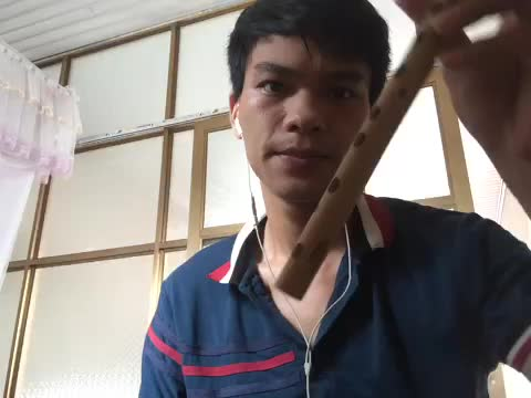Hương quê - Sáo trúc NSƯT Triệu Tiến Vượng